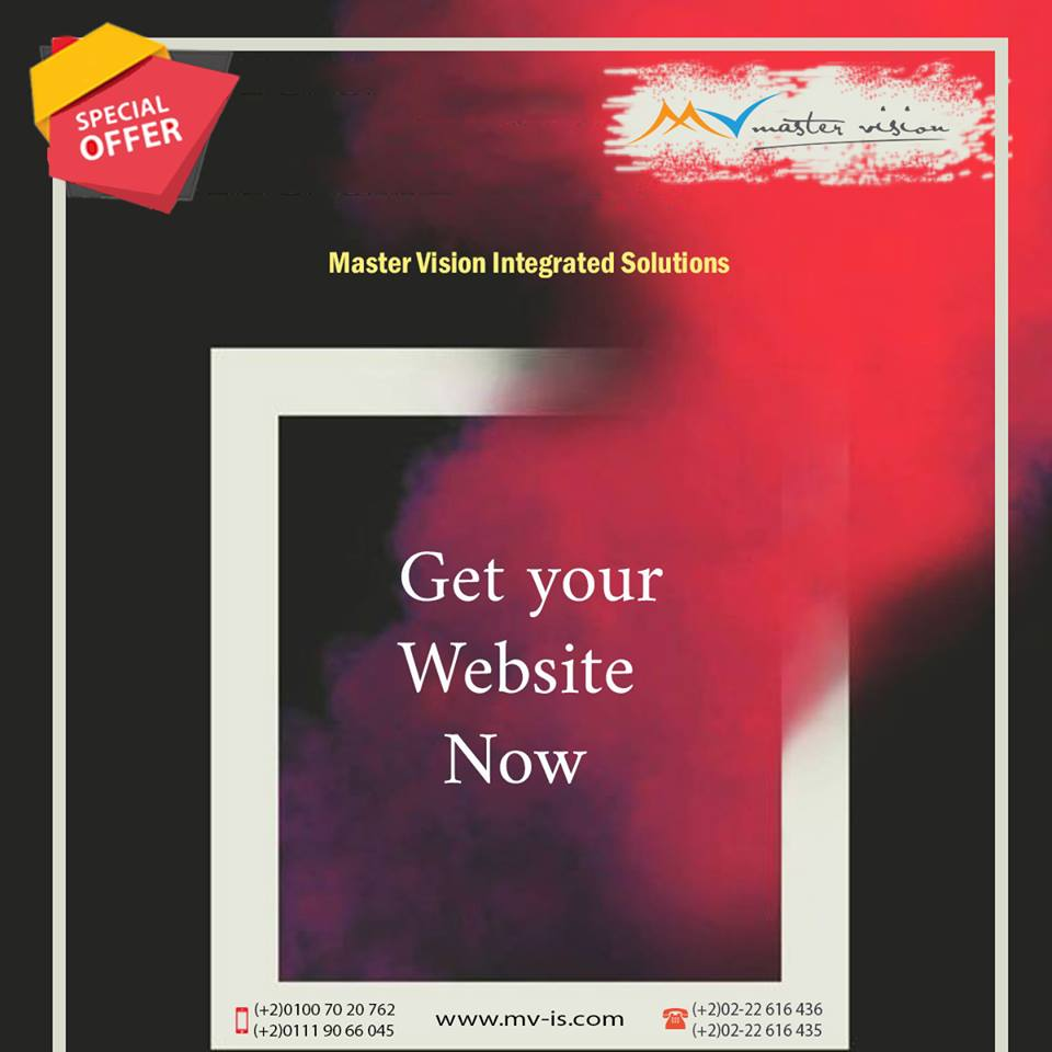 Create your website Now with the best prices