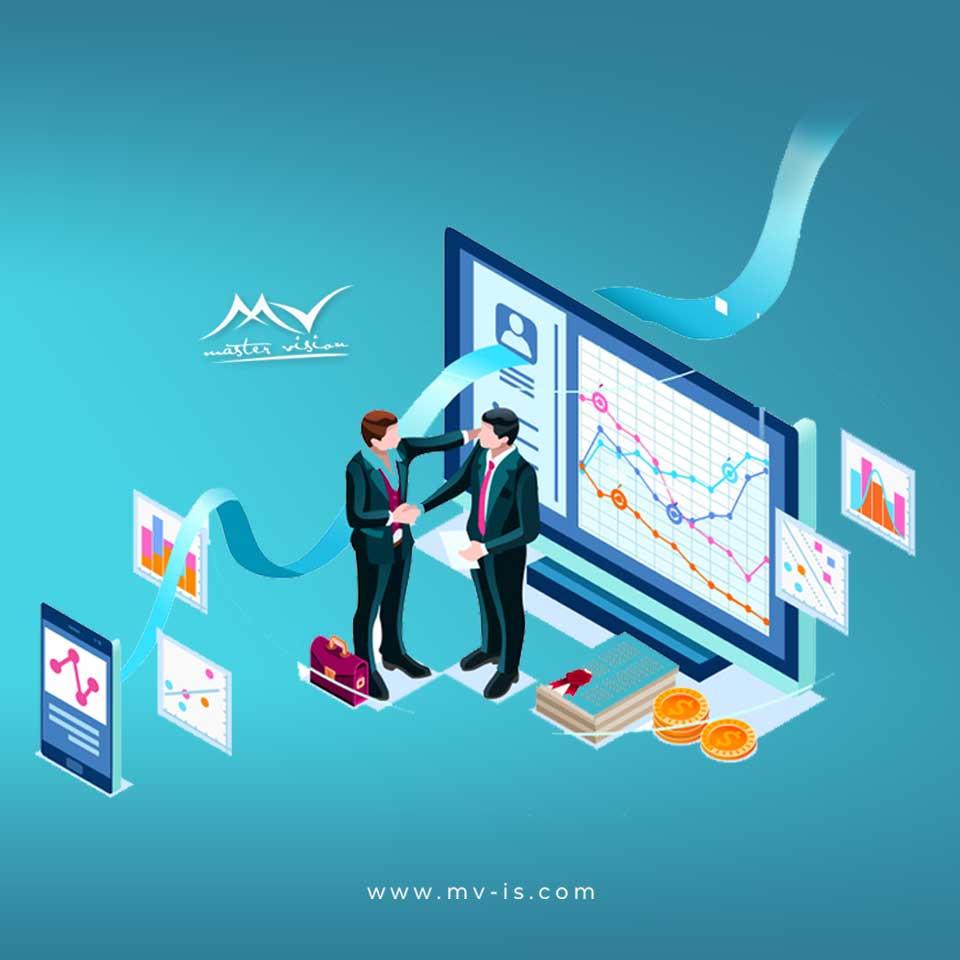 تصميم و تنفيذ موقع الكتروني للشركات
