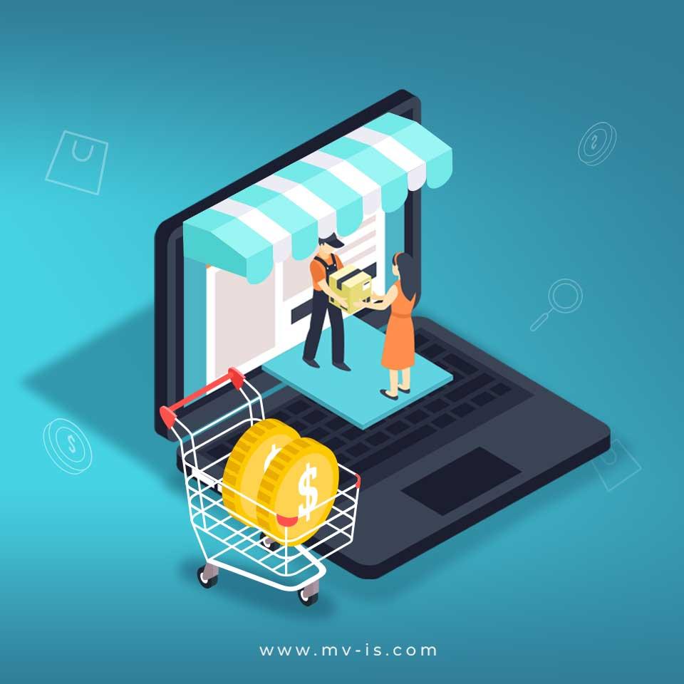 تصميم و تنفيذ متجر إلكتروني (E-commerce)